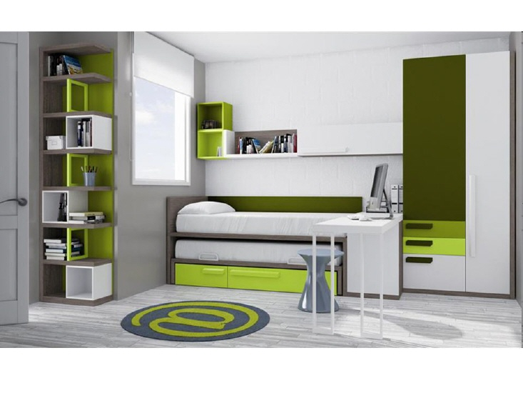 Muebles juveniles en madrid stunning juveniles en madrid for Dormitorios juveniles rapimueble