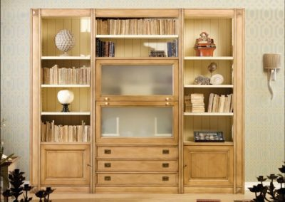 muebles bibliotecas madrid