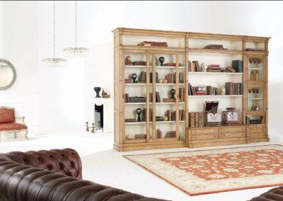 muebles bibliotecas Sonseca